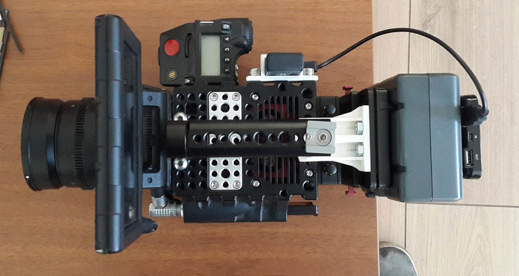 RED kameraya Maker dokunuşu!