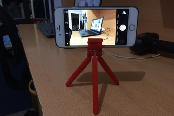 Mini Tripod Dock